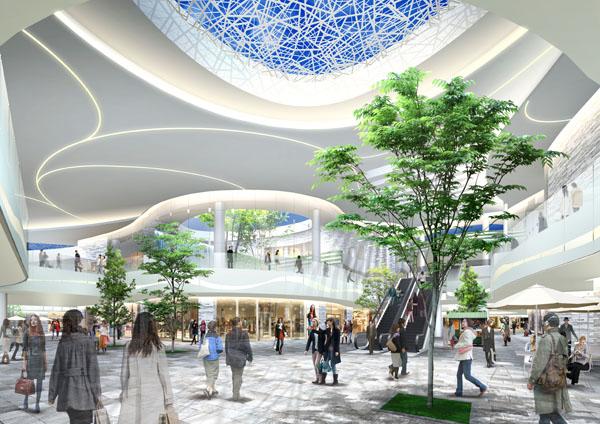 TEDA Square / Tianjin
