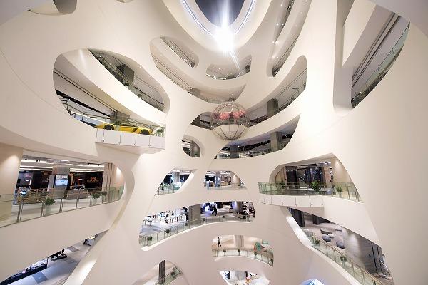 Golden Eagle Hexi The Big Flagship Shopping Center
